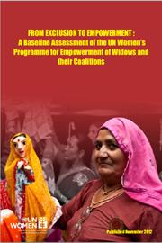 UN Women - Exclusion Empowerment
